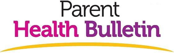 Parent Health Bulletin header